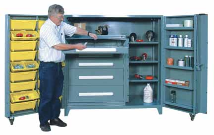 Maintenance Center Cabinet