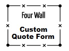 4-Sided Security Cage Quote
