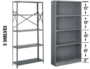 TriBoro Shelving