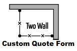 2-Wall Quote Form