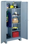 1121 Heavy Duty Combination Storage Cabinet | Lyon Shelving and Workspace Products from Steel Shelving USA