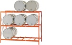 DR9 Drum Storage Rack by MECO