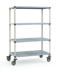 MetroMax Q Mobile Cart