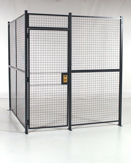 2-Sided Security Cage
