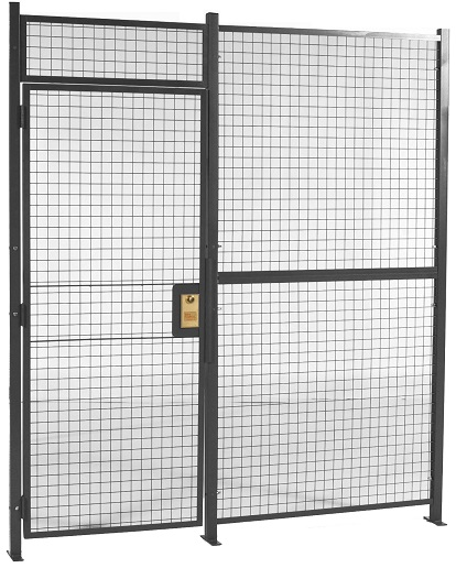 1-Sided Security Cage