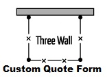 3-Wall Cage Quote