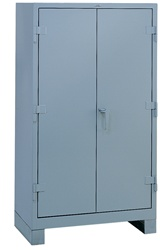 1114 Heavy Duty Storage Cabinet Full Height | Lyon Shelving and Workspace Products from Steel Shelving USA