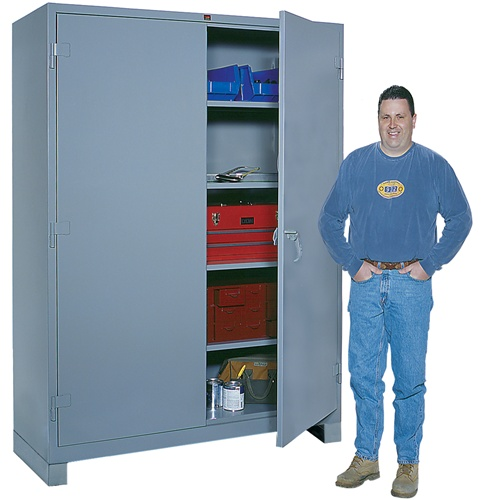 Heavy Duty Steel Storage Cabinets Larger Photo Email A Friend