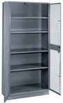 1150B Lyon All Welded Visible Storage Cabinet | Lyon Shelving and Workspace Products from Steel Shelving USA