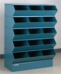 Stackbin #4 Sectional Bin Unit