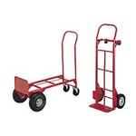 7140000 Milwaukee 2-in1 Convertible Hand Truck