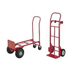 7184300 Milwaukee 2-in1 Convertible Hand Truck