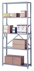 8048SH Lyon Open Style Shelving-Starter Unit | Lyon Shelving and Workspace Products from Steel Shelving USA