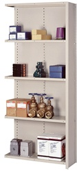 8039M Lyon Closed Style Shelving-Add On | Lyon Shelving and Workspace Products from Steel Shelving USA
