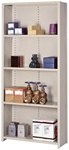 8037SM Lyon Closed Style Shelving-Starter Unit | Lyon Shelving and Workspace Products from Steel Shelving USA