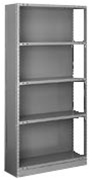 CAB85-3042-5L Tri-Boro Closed Style Add-On Unit | Tri-Boro Shelving from Steel Shelving USA