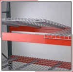 "N4858-BA-4A1Wire Decking 48""D x 58""W 
