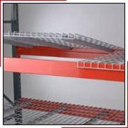 "N4246-3-A Value Wire Decking 42""D x 46""W 