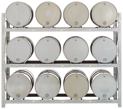 DPR16 Drum Pallet Rack by MECO