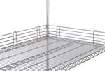 "JL54-4C Olympic 4"" High Ledge x 54""L 