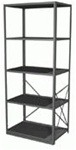 Borroughs Open Style Steel Add-On | Borroughs Shelves and Accessories from Steel Shelving USA